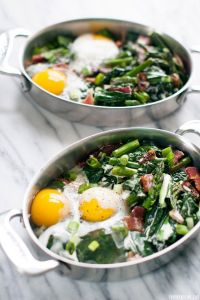 Breakfast from/with Kale